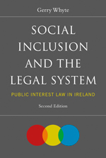 Publication Cover- Social Inclusion & Legal System