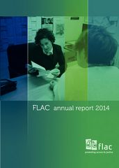 Publication cover - Annual Report 2014