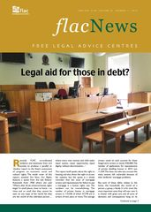 Publication cover - FLAC News 25 (1) Jan-Mar 2015