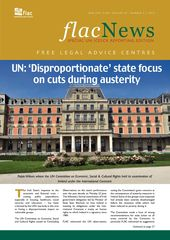 Publication cover - FLAC News 25 (2) Apr-Jun 2015