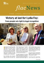 Publication cover - FLAC News 25 (3) Jul-Sep 2015