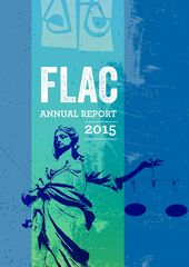 Publication cover - Annual Report 2015